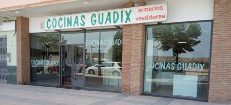 Cocinas Guadix