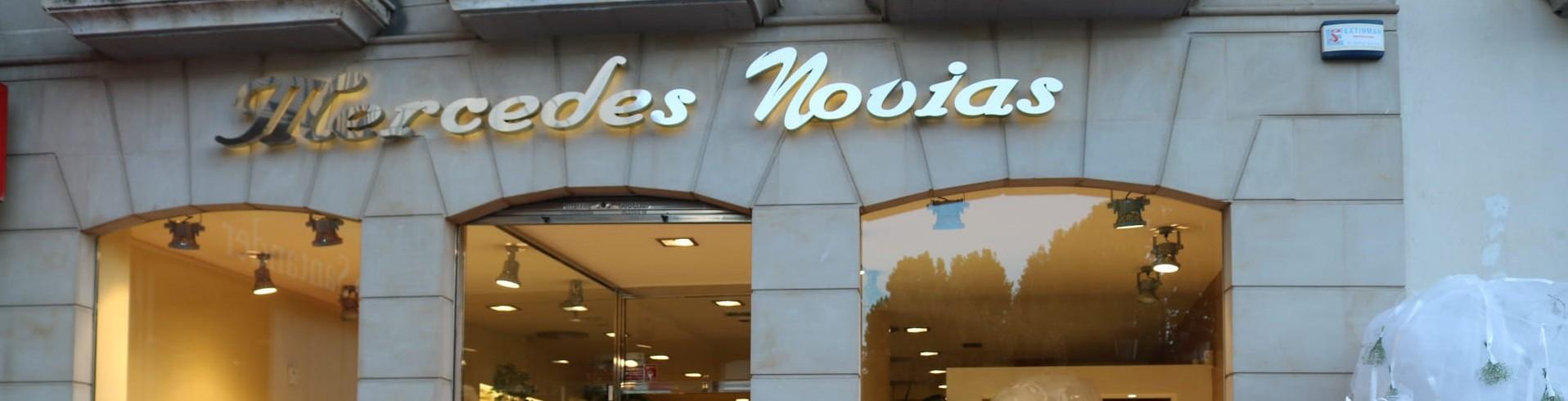 MERCEDES NOVIAS