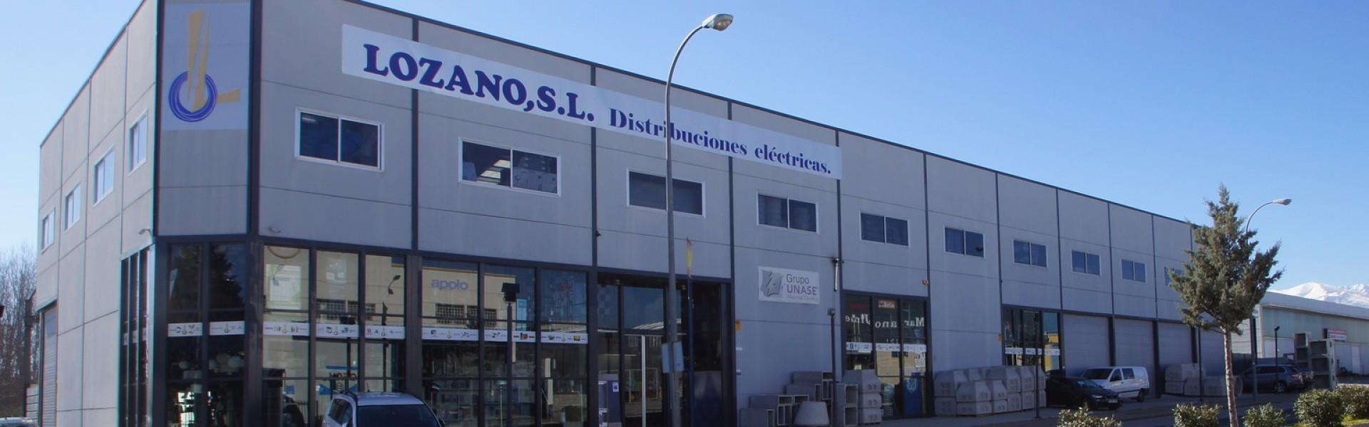 DISTRIBUCIONES ELÉCTRICAS LOZANO VILLANUEVA