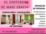 EL COSTURERO DE MARI GRACIA