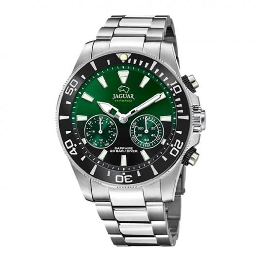 Reloj Jaguar Hibrido