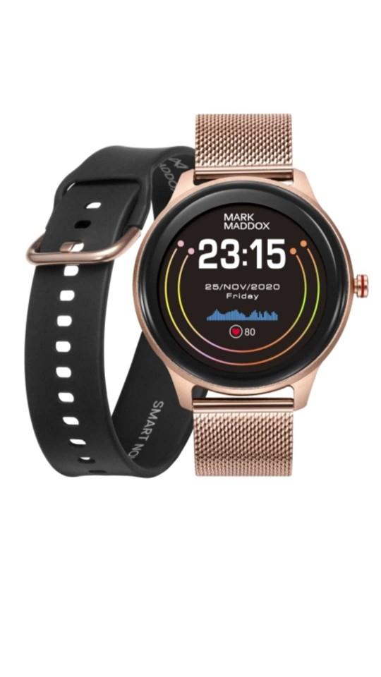 #smartwatch de #MarkMaddox 2.0
